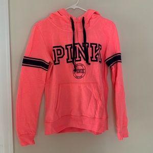 Variety VS Pink Hot Pink Quarter Zip Hoodie